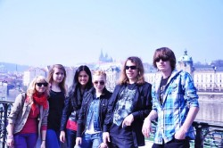 Wizyta w Czechach - spacer po Pradze